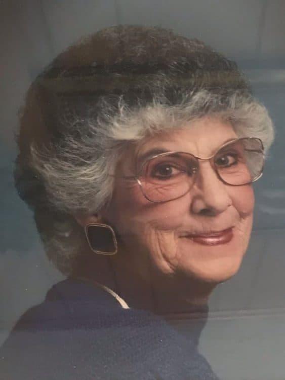 Obituary for Elvaree Frances Crigger Bratton (Elva)