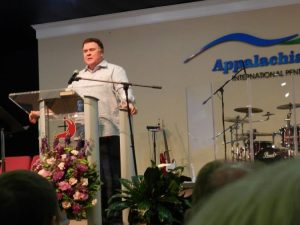 Pastor John Kilpatrick: 'We have a moment in history'