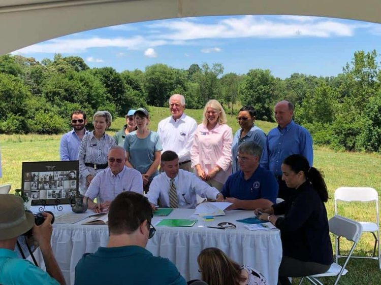Smith Farm in Fairlawn conveyed to Pulaski County – Will become county's newest park