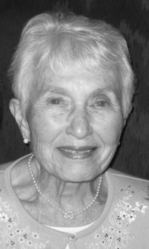Obituary for Betty Swecker Abbott