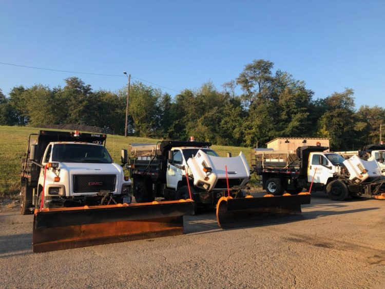 VDOT Ready for Snow with 'Dry Run' event