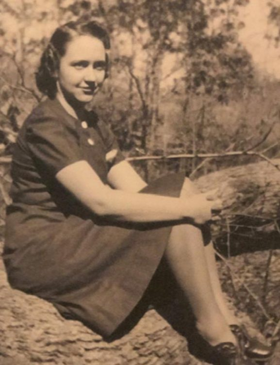 Obituary for Ruth Elizabeth Cornett Sayers James