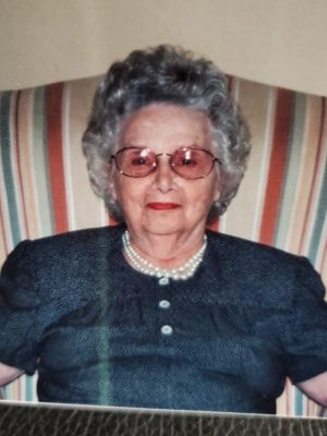 Obituary for Ruth Crawford Bolling