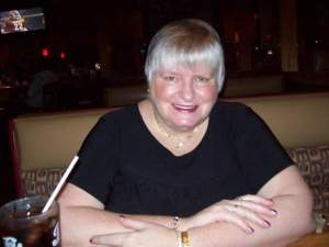 Obituary for Bonnie Largen Booth
