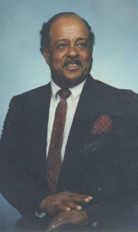 Obituary for James Richard Johnson, Sr.