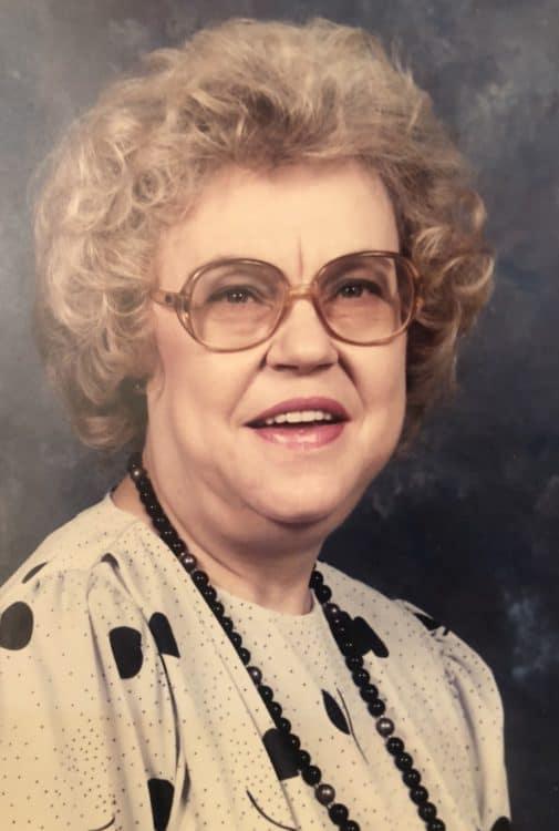 Obituary for Rosetta Thompson Cox