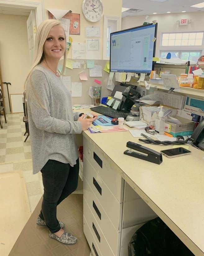 Candice Shay joins Martin's Pharmacy