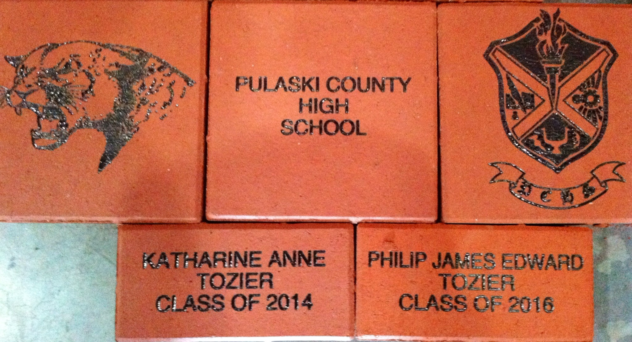 Consider a brick for your favorite graduate