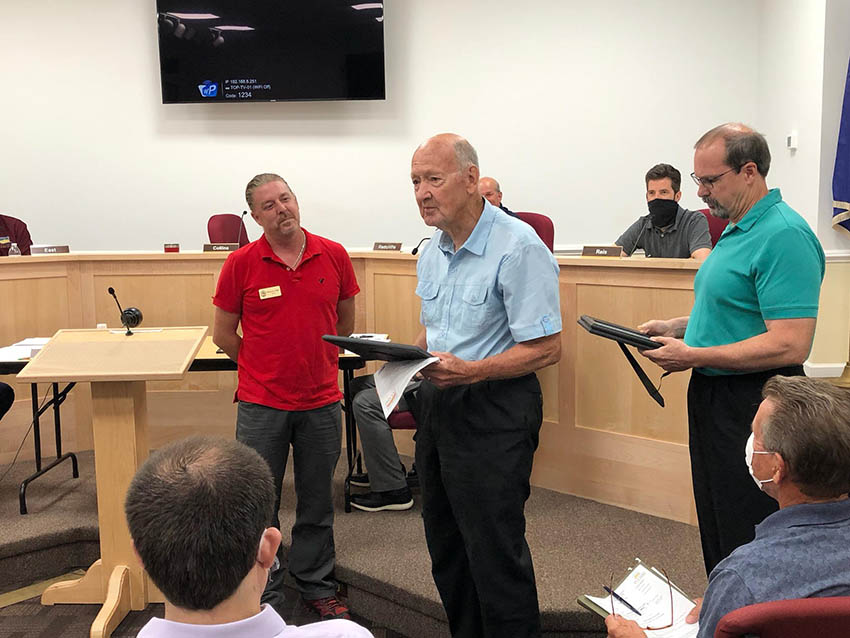 Pulaski Town Council: Dawson elected vice-mayor, interim town manager introduced