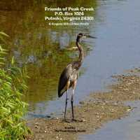Friends of Peak Creek plan Fall Clean Up for Oct. 3