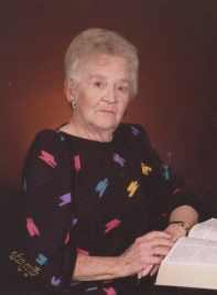 Obituary for Hazel Lee Firebaugh Rupe