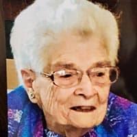 Obituary for Alma Lee Flanagan Myers