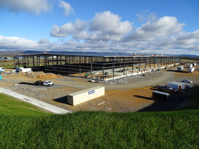Patton Logistics holding job fair, planning expansion