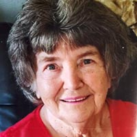 Obituary for Betty Jean Cook Hill