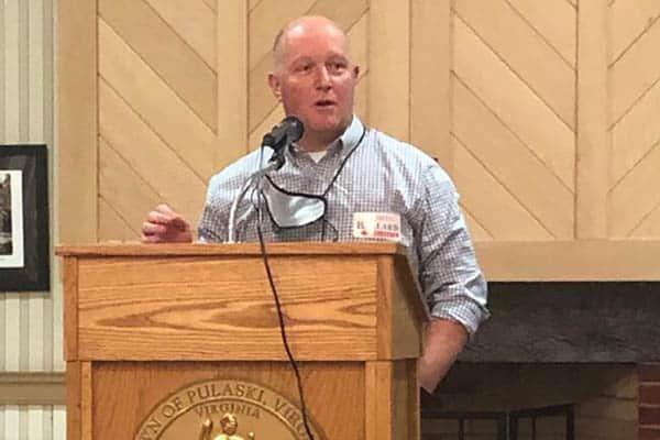 Three members of Pulaski County Board of Supervisors Endorse Jason Ballard for Delegate in Virginia's 12th District