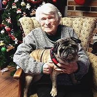 Obituary for Pauline Gatewood Mitchell