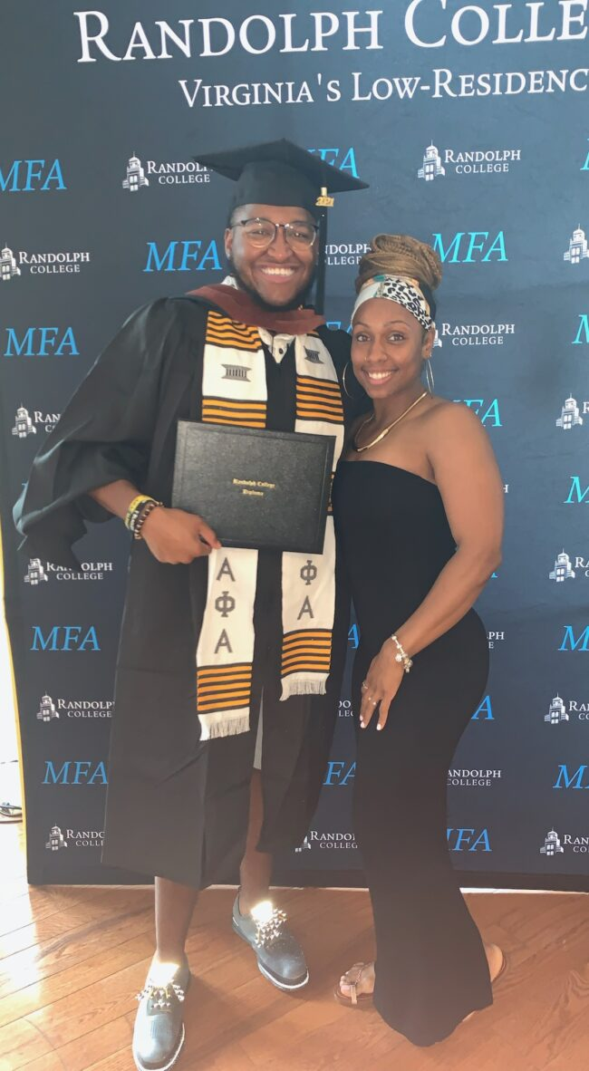 Smith Twins Receive Masters Degrees