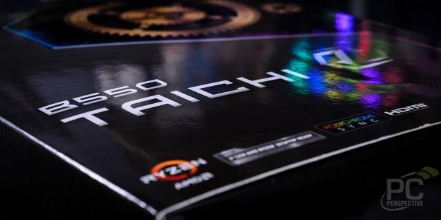 ASRock B550 Taichi Motherboard Review 2