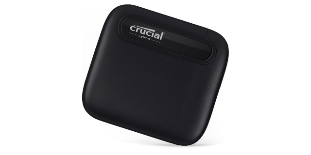 Crucial Launches New X6 Portable SSD 2