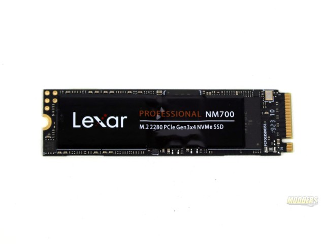 Check Out The Lexar Professional NM700 M.2 2280 NVMe SSD 2