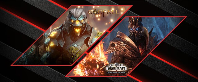 Grab Godfall Or WOW: Shadowlands With An AMD GPU 2