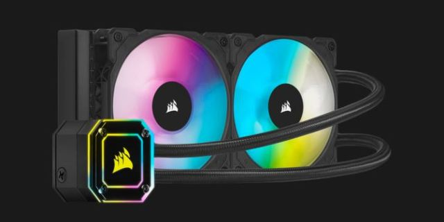 Corsair iCUE ELITE CAPELLIX For RGB Powered Cooling 2