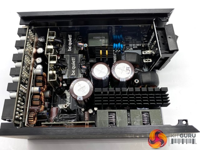 be quiet! Dark Power Pro 12 1500W, For Your 12 Pin GPU 2