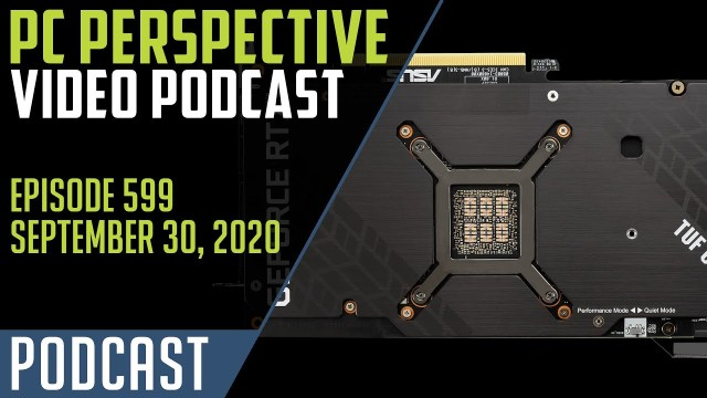 PC Perspective Podcast #599 – RTX Capacitor Gate? Ryzen 7 Leaks, Sabrent QLC Gen4, Spaaace games, and more! 2