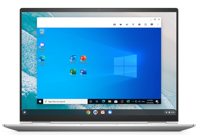 Chromebooks Running Windows 10 Enterprise? What Has The World Come To! 2