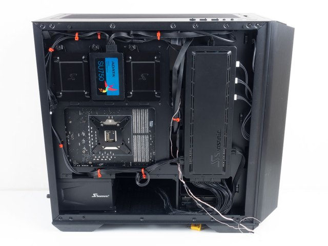 Seasonic SYNCRO Q704 And Connect Chassis; A Powerful Combo 2