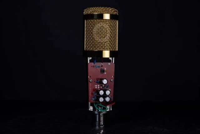 Dump The Boom Mic, Build Your Own Electret Microphone 2