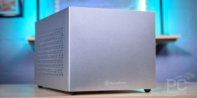 SilverStone SUGO 15 Aluminum Mini ITX Case Review 2