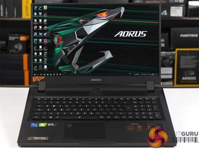 Gigabyte Aorus 17G, Serious Mobile Gaming Power 2