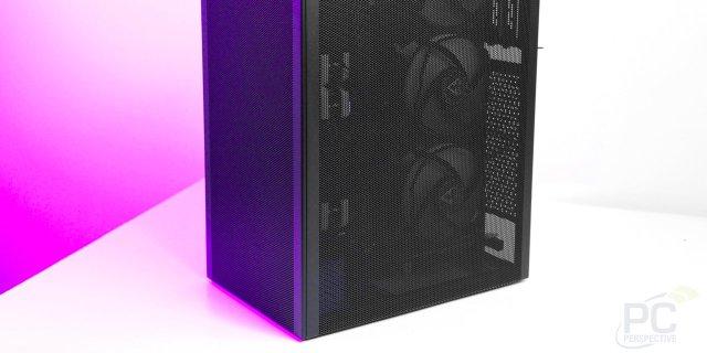 SSUPD Meshlicious Mini-ITX Case Review 2
