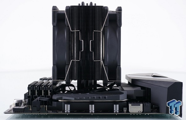 ID-Cooling SE-225-XT Black Keeps Your CPU Out Of The Red 2