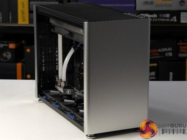 Jonsplus Reveals Their i100 Pro Mini-ITX Case 2