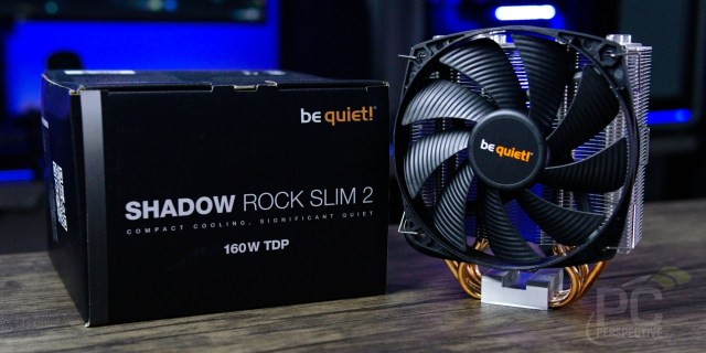 be quiet! Shadow Rock Slim 2 CPU Air Cooler Review 2