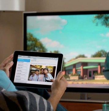 Come guardare film su iPad