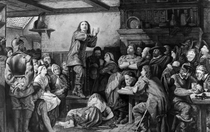 Quakerism as a Charismatic Tradition