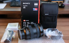 Sony FE 16-35mm F2.8 GM Wide-angle Zoom Lens SEL1635GM