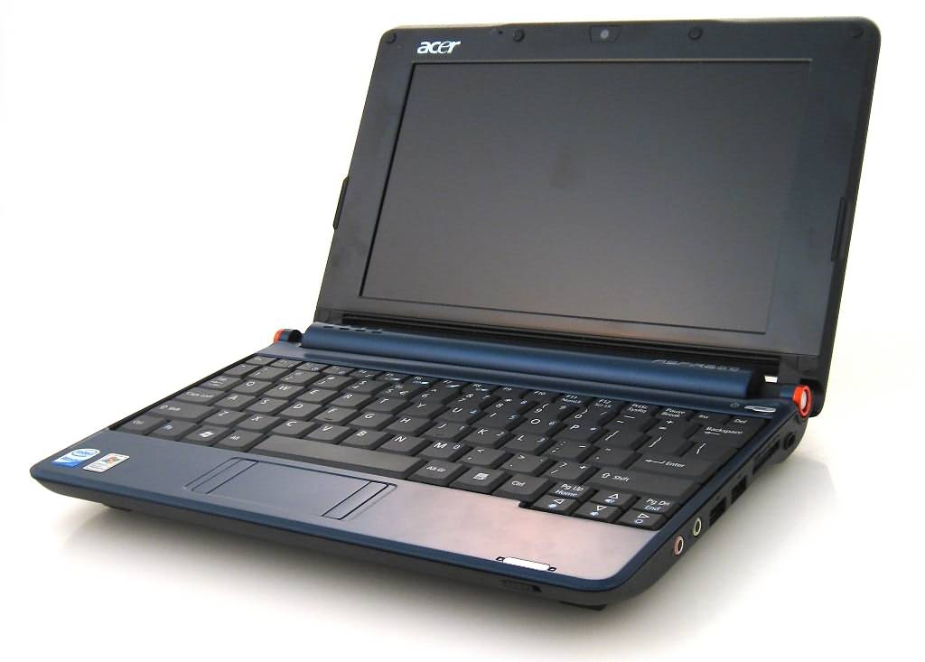 acer aspire one pc portable occasion. Black Bedroom Furniture Sets. Home Design Ideas