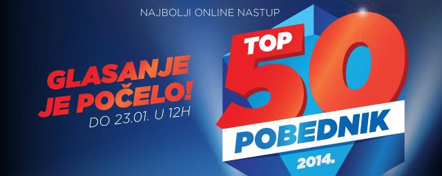 Top50-glasanje