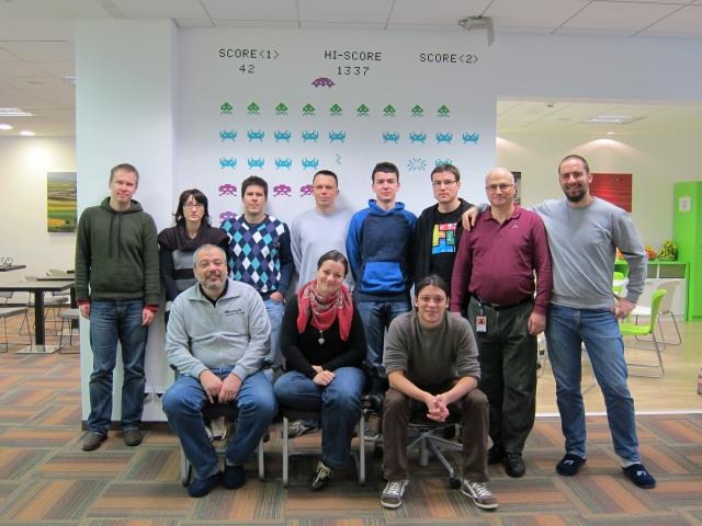 Microsoft Development Centar Srbija - Tim