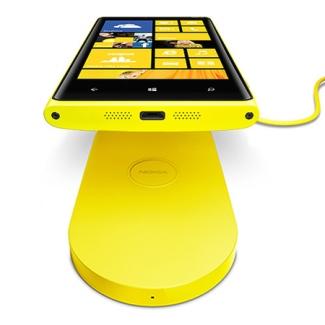 Nokia Lumia 920 i wireless charging plate