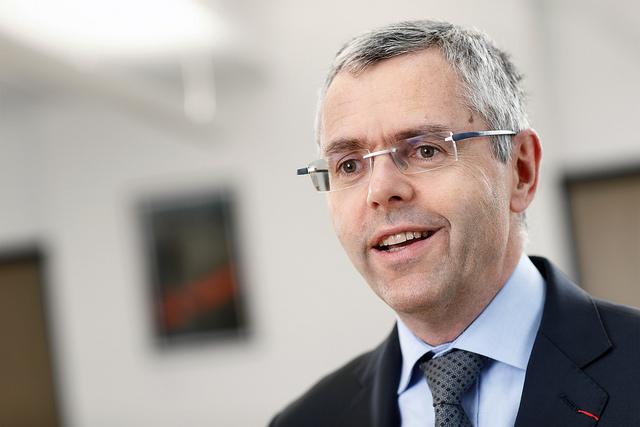 Majkl Kobs, Alcatel-Lucent CEO