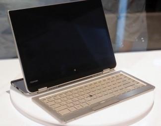 Toshiba 5‑in‑1 računar je za sada samo koncept – nije poznato da li će i kada stići na tržište, ali će ideja svakako biti detaljno analizirana i iz nje će proizaći novi modeli