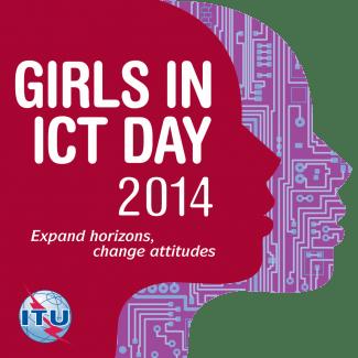 Logo-girls in ict