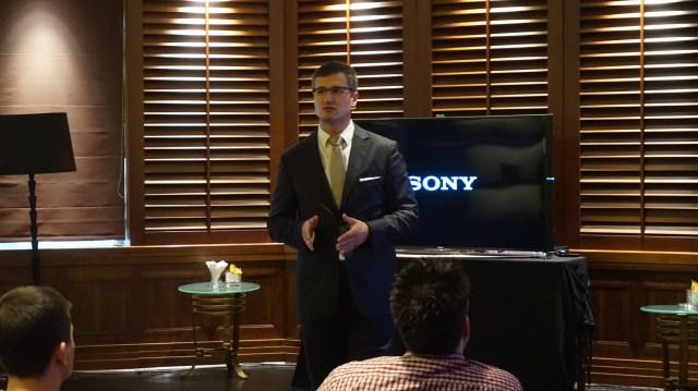 Predstavljanje Sony S90 televizora