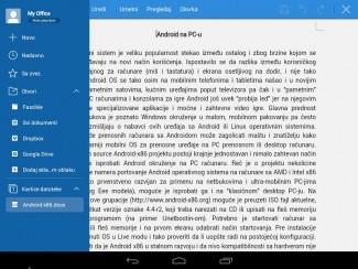 Rad na Android PC-ju može da bude udoban, ali ne računajte na potpunu kompatibilnost