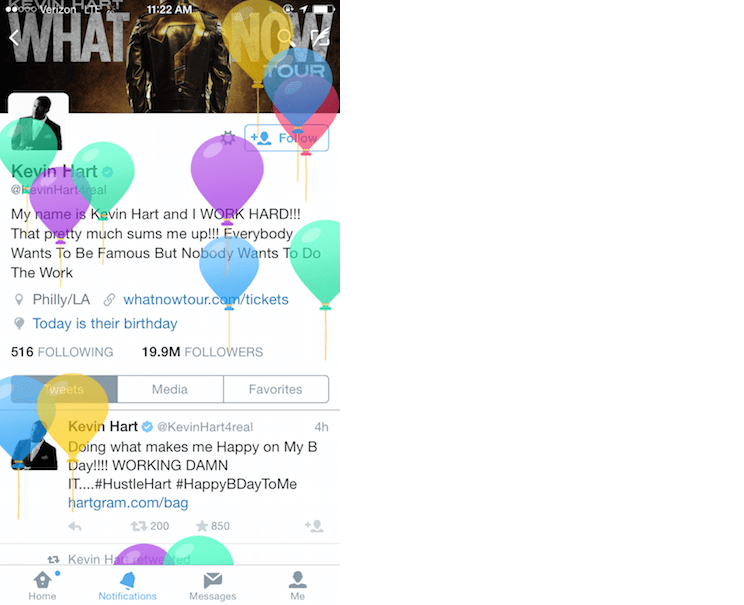 Twitter-profile-birthday